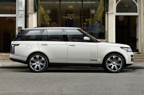 land rover car 2014 2014 range rover long wheelbase debuting at 2013 l a auto