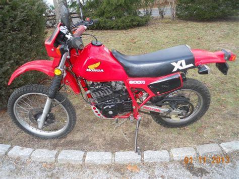 1983 honda xl600r new to me 1983 honda xl600r vintage thumpertalk