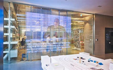 design lab seoul hyundai card design lab by jean nouvel seoul south