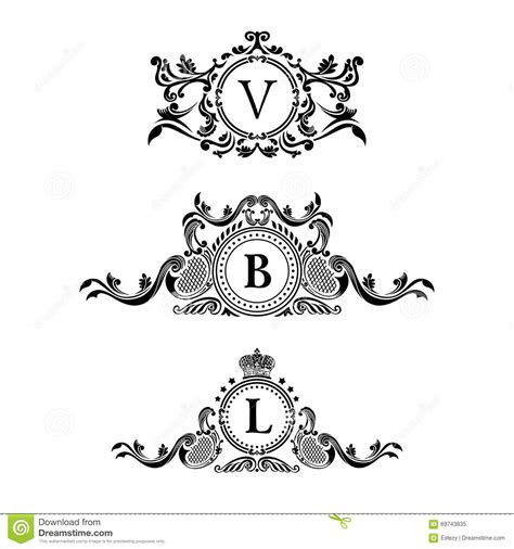 royal design elements vector vintage decorative elements flourishes calligraphic