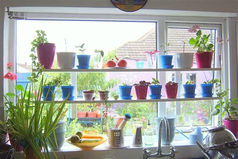 Windowsill Plant Shelf by Home Handmade With
