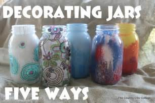 decorating jars for myideasbedroom