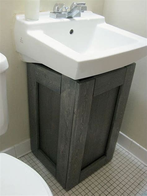 project lady hide sink pipes    cabinet