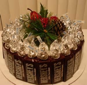 how to make cake centerpiece hershey cake