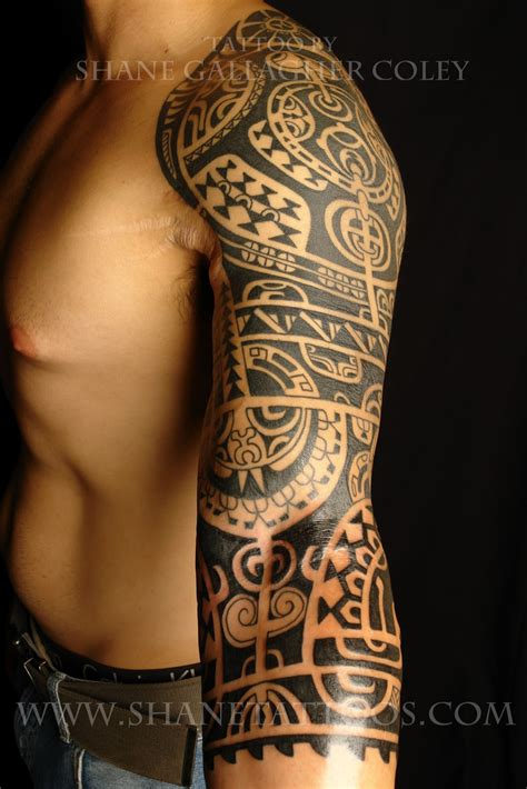 rock tattoos maori polynesian dwayne quot the rock quot johnson