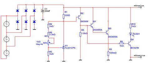 Schaltung Motorrad Funktion by Laderegler F 252 R Windkraftanlage Mikrocontroller Net