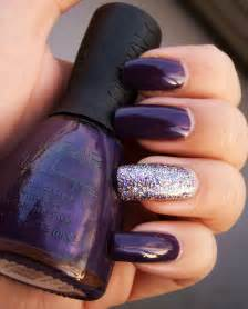 one color nails fenice back to school one nail different is a must for 2011