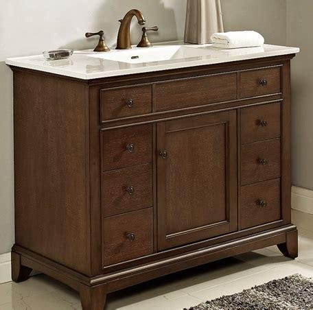 smithfield 42 vanity mink fairmont designs fairmont