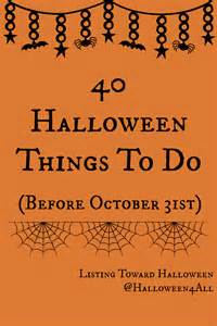 printable list of things to do in chicago 40 halloween things to do before october 31st