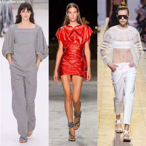 current trends 2017 fashion trends for in 2017 e line