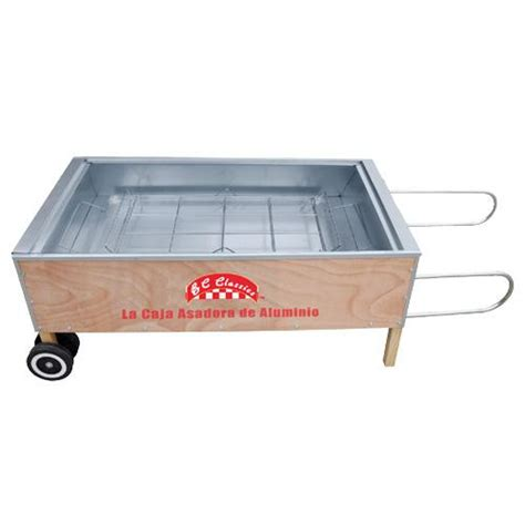 portable pit bbq caja asadora bc 77176 portable barbecue pit pig roaster