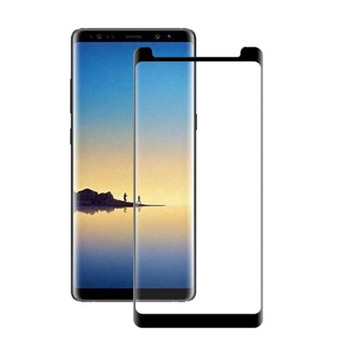 Tempered Glass Note 8 samsung note 8 glue tempered glass screen protector 綷 綷 綷