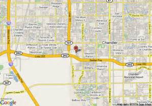 map of chandler az and surrounding areas pictures to pin
