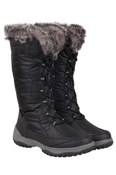 womans snow boots snowstorm womens snow boots