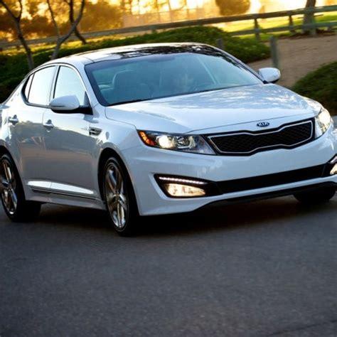 Kia Midsize Kia Optima Most Affordable Midsize Car Says Cars
