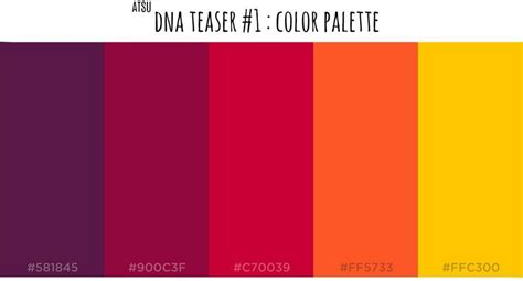 color dna a color breakdown dna fanart animation army s
