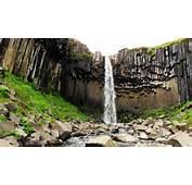 Svartifoss Waterfall Iceland  Feel The Planet