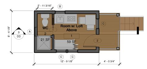 mini home plans revit learning club for monday january 24 2011 a tiny house and its presentation