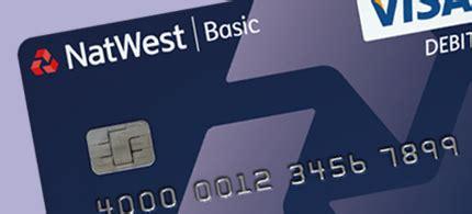 natwest basic foundation bank account  basic uk bank