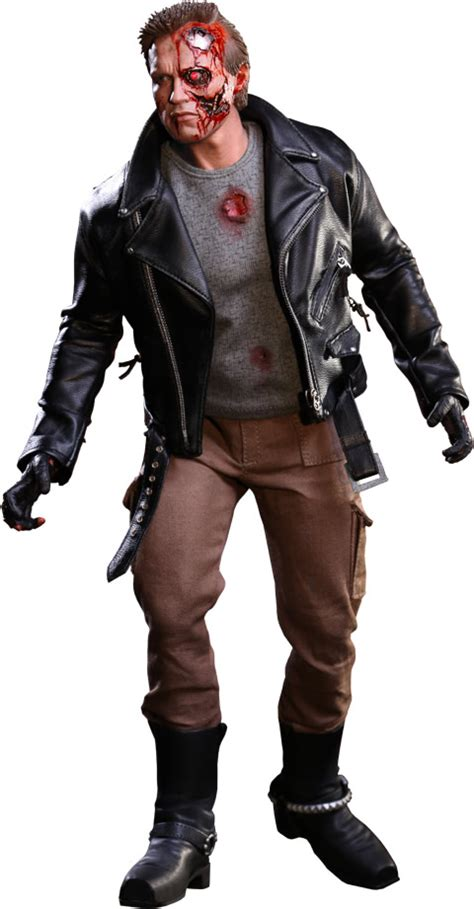Toys Arnold T800 Brand New Terminator Figure sideshow 1 6 t 800 battle damaged version terminator 902179 from emodels model hobby store