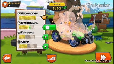 angry birds go hack mod apk v 1 6 2 android - Angry Birds Go Hack Apk