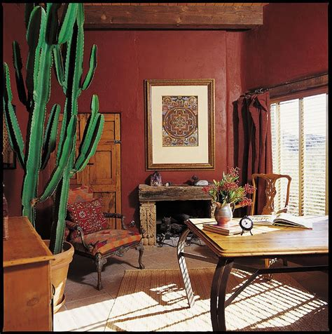 rustic mexican home interiors tucson