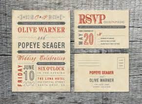 vintage wedding invitation rsvp card by differentdesigns10
