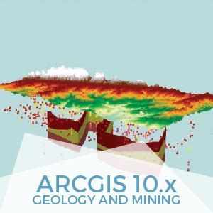 arcgis tutorial for mining arcgis geology and mining gis course tyc gis training