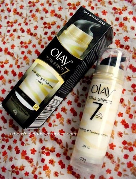 Krim Wajah Olay review and swatches urbansinglelady
