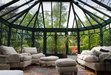 Greenhouse Sunroom Addition Home Additions Sunrooms Interior Design Furnishings