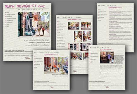 biography page ideas kefauver design websites