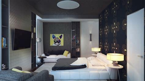 chambre noir gris peinture chambre gris deco chambre gris et vert deco