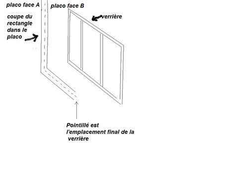 Poser Une Verriã Re Intã Rieure Installer Une Verri 232 Re Sur Un Mur En Placo