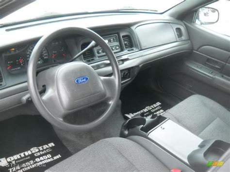 2004 Crown Interior by Charcoal Interior 2004 Ford Crown