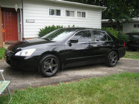 honda accord 2007 rims honda accord with black rims autos weblog