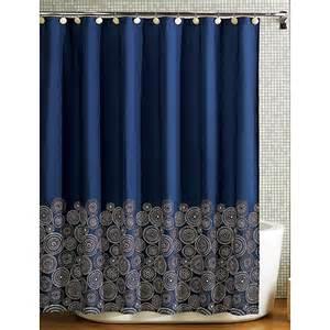 royal blue shower curtain royal blue bathroom