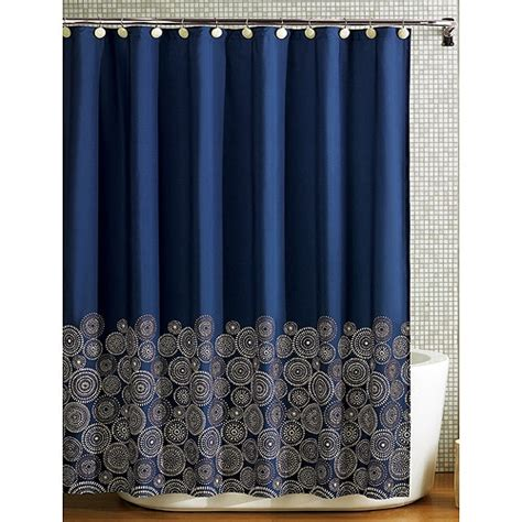 blue bathroom curtains royal blue bathroom pinterest