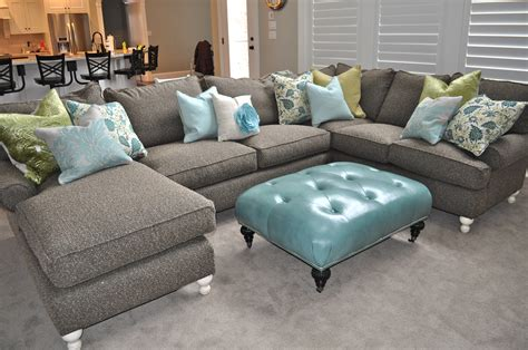 filled leather sectional sofa 12 best ideas of filled sectional sofas