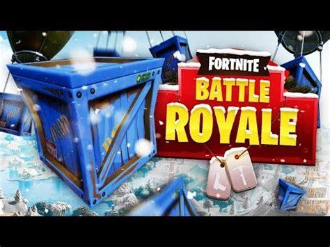 loot drop hunters fortnite battle royale youtube