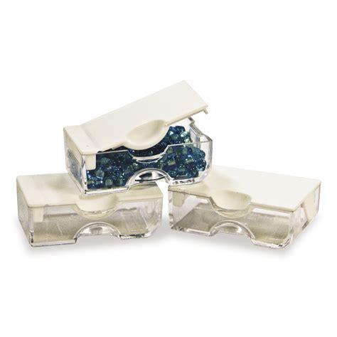 tiny container bead storage tray jo