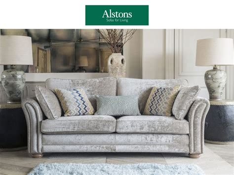 Alstons Upholstery Ltd by Alstons Furniture Sofas Armchairs Skidmores Limited