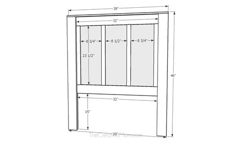 board and batten headboard twin headboard size throughout board and batten