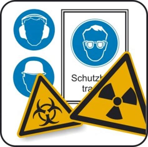 Gefahren Aufkleber by Schildershop