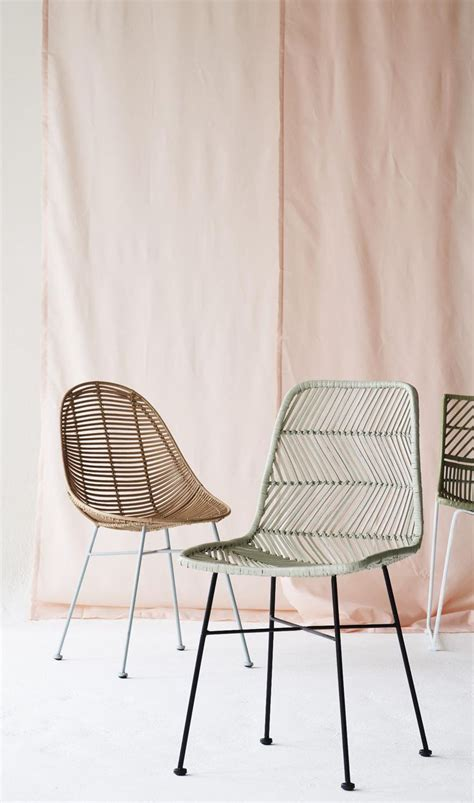 stuhl rattan the 25 best ideas about rattan chairs on