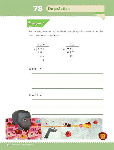 matematicas quinto de primaria sep 2016 libro de desafios matematicos 4 grado 2016 2017 de