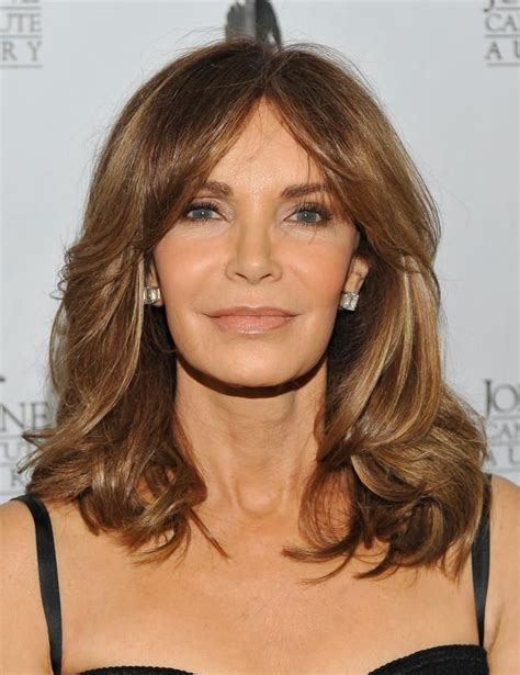 a good modern hair cut for a 60 year old female great hairstyles for women in their 60s jaclyn smith