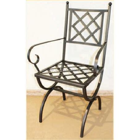 sedia in ferro sedie in ferro battuto il sasso di calamati