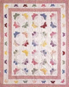 Butterflies Quilt by Butterfly Quilt Quilts Applique Ideas