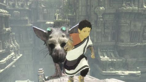 Bd Ps4 The Last Guardiaan the last guardian e3 2015 gameplay ps4