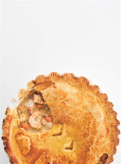 cuisine des iles magdalen islands seafood pot pie pot en pot ricardo